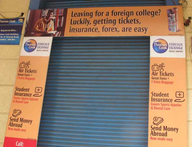 Looking for a foreign college?