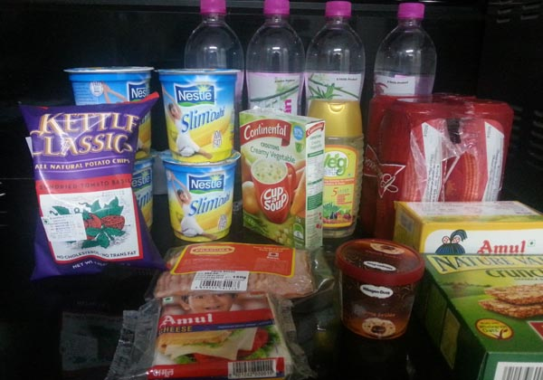 Godrej shopping basket